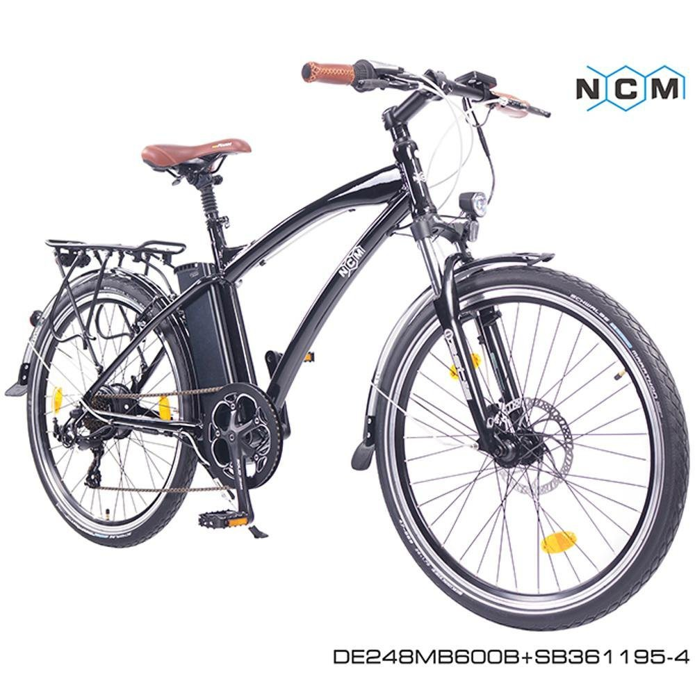 ncm essen 26 zoll elektrofahrrad e bike kaufen24. Black Bedroom Furniture Sets. Home Design Ideas
